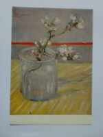 VAN GOGH Almond Blossom Vintage Postcard by Les Editions Nomis, Paris