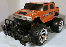 Vintage Nikko Hummer,140004BC, 1/10 scale,RC Truck,No remote,no battery,untested