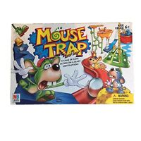 Mouse Trap Board Game by Hasbro Complete in Good Working Condition