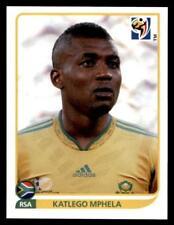 Panini World Cup 2010 - Katlego Mphela South Africa No. 47
