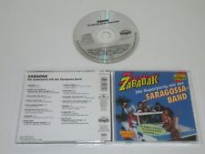 SARAGOSSA BAND/ZABADAK(ARIOLA EXPRESS 290 824) CD ALBUM