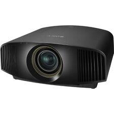 Sony - Vpl-Vw695Es 4K Sxrd Home Theater with High Dynamic Range - Black