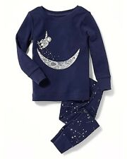 Clearance Sale Old Navy Sleep Set Astronaut for Toddler Size 2T 8dd5a0139