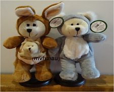 STARBUCKS Australia Koala & Kangaroo Bearista Bears (NEWLY LISTED)