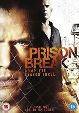 Prison Break: Complete Season 3 [DVD][Region 2]