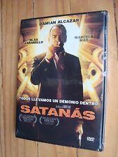 SATANAS Damian Alcazar Marcela Mar Blas Jaramill DVD Region 1&4 MEXICO brand new