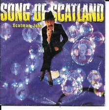 CD SINGLE 3 TITRES--JOHN SCATMAN--SONG OF SCATLAND--1995