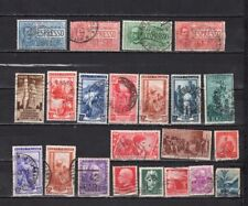 Italy-  Lot Of Early Used  Stamps (IT29)