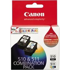 CANON PG510+CL511 TWIN PACK Ink Cartridge MG2160/MG3160/MG4160/MX376/MX436/MX516