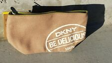 DKNY Womens Canvas Make Up Accesories bag