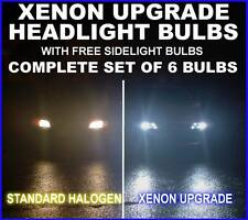 XENON principale / Nebbia Lampadina KIT CITROEN C5 -04 / C2 XSARA h4h1