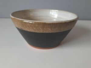Shangarry Pottery Brown Bowl - 13.5 cm