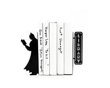 Atelier Article - Gift Steel bookends - Reading Batman (Black)