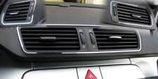D VW Passat 3C Chrom Rahmen für Lüftungsschacht - Edelstahl poliert