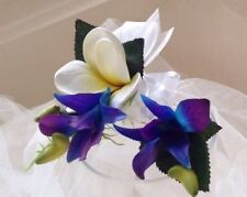 Orchids Artificial Wedding Single Flowers