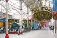 PHOTO  WINDSOR & ETON CENTRAL 2005 CONCOURSE GWR TERMINUS OF BRANCH FROM SLOUGH