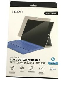 Incipio MRSF-074 Shield Flexible Glass Screen Protector for Microsoft Surface p3