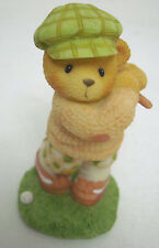 Cherished Teddies Arnold 476161 You Putt Me in Great Mood Mint