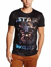 Short Sleeve Graphic Tee Star Wars T-Shirts for Men