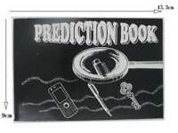 Prediction Book 2.0 Close up Magic Tricks Gimmick Illusions Fun Stage Magic Toys