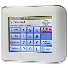Ness Navigator Touch Screen Keypad D8X D16X White 106-100 GST Receipt