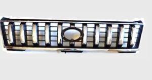 TOYOTA LAND CRUISER PRADO 90 (J9) 96-99 FRONT RADIATOR GRILLE MASK CHROME/BLACK