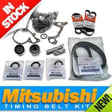Eclipse / Galant 3.0L-V6 Full Timing Belt & Water Pump Kit <Genuine & OEM Parts>
