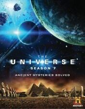 The Universe Season 7 Ancient Mysteries Solved Blu-ray