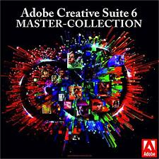Adobe Master Collection CS6 Full Retail Version