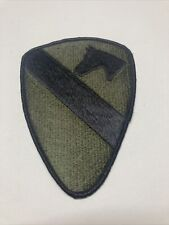 United States 1st Cavalry Division Patch