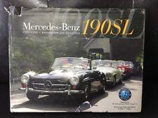 MERCEDES-BENZ 190SL RESTORATION OWNERSHIP BOOK VOLUME 1 By Bruce L. Adams