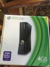 XBox 360S Kinect Ready 4gb Memory up to 4 Players