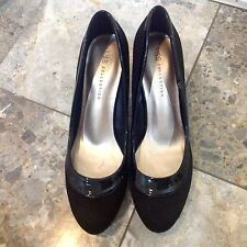 M&S COLLECTION  Toe Court Shoes with Insolia Size 3.5