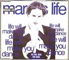 Marcus Life - Life Will Make You Dance - CDM - 1995 - House Atoll Music France