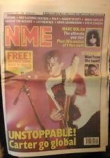 CARTER USM NME SEPT 21ST 1991 NIRVANA PULP MARC BOLAN NED'S ATOMIC DUSTBIN EX