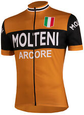 Molteni Men's Classic Cycling Jersey by Vermarc Size XL - 4XL