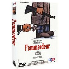 L'Emmerdeur NEW PAL Cult DVD Lino Ventura