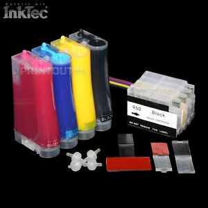 Fillable Ink Cartridges Refill Cartridges Ciss For HP 950XL 951XL 950 951