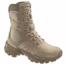 "Men's Bates Delta II 9"" Desert Tan Suede / Nylon Army / Combat / Tactical Boots"