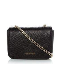 Love Moschino small cross body Shoulder bag Black 4227