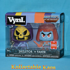 SDCC 2018 - Masters of the Universe - Skeletor & Faker Vynl Figure 2-Pack (RS)