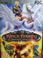 KING'S BOUNTY ARMORED PRINCESS. JUEGO PARA PC. PAL-ESP. NUEVO, PRECINTADO.