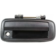 Toyota Corolla 88 89 90 91 92 Front Outer Door Handle Right Side Textured Black