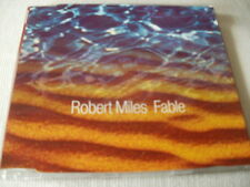 ROBERT MILES - FABLE - UK CD SINGLE