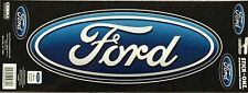 Ford licensed large oval Logo Decal  plus 2 small decals