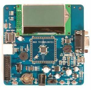 LPC1343 ARM Cortex-M3 Board, 68x128 LCD, USB, RS232, PS/2