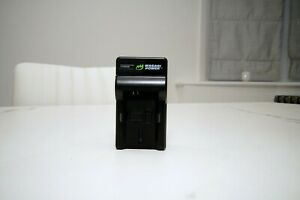 Wasabi Li-Ion Battery Charger for NP-FW50 + 2 batteries