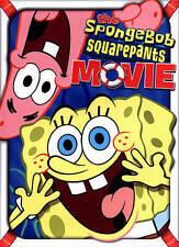 Spongebob Squarepants Movie (Dvd) Disc & Cover Art Only No Case Unused Condition