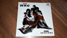 THE WHO BBC SESSIONS DOUBLE LP