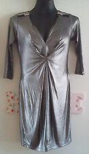 River Island V-Neck 3/4 Sleeve Dresses for Women